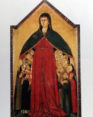 <p>Simone Martini (ca. 1310, Pinotheca Sienna)</p>