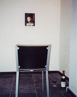 <p>Installatie van Lucy Vandergucht</p>