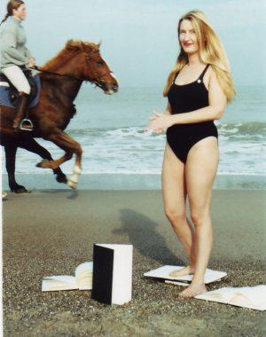 <p>Venus en paard<br /> Foto: Ivan Adriaens</p>