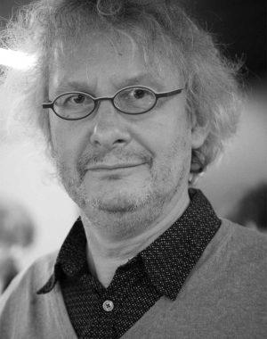 """<p>Paul de Moor, auteur van """"Schilderen op ijs""""</p>"""