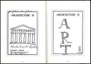 <p>Postkaarten van curator Kaspar König en architect Oswald Matthias Ungers</p>
