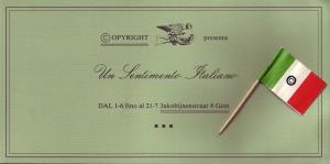 <p>Uitnodiging voor de tentoonstelling</p>