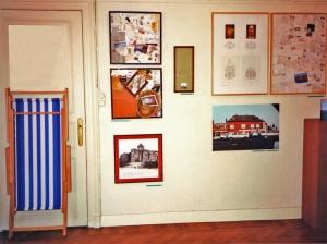 <p>Werken van o.m. Jan Meersman en Jan Thomaes (foto van een pizzeria op de Boomse Steenweg)</p>