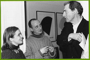 <p>Architecten Annemie Depuydt en Eric Vandaele introduceerden ons indertijd bij Koolhaas</p>