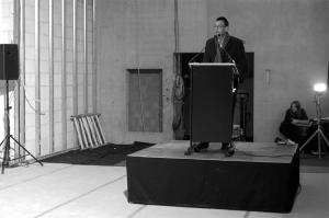 <p>Gastspreker Steven Jacobs, doctor in de kunstgeschiedenis</p>
