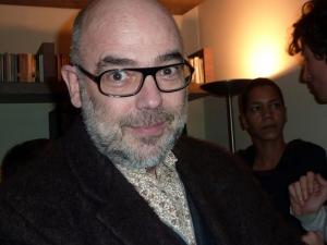 <p>William Ploegaert, vroeger directeur van de Stedelijke Academie voor Schone Kunsten van Deinze, nu onderwijsinspecteur bij de Vlaamse gemeenschap</p>