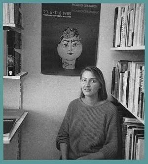 <p>Hilde in 1985</p>