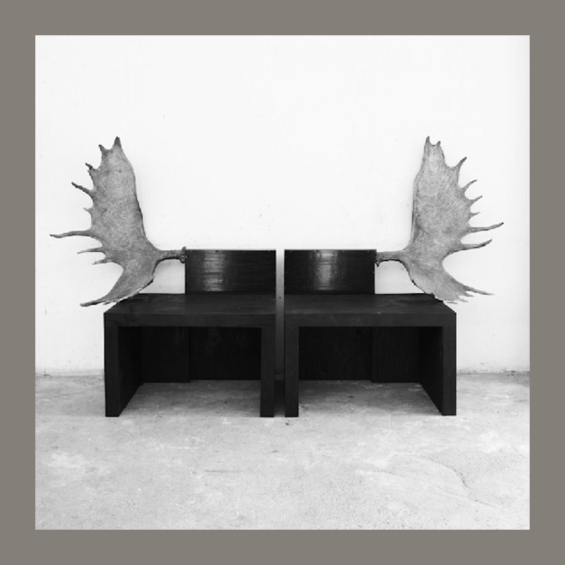 Rick Owens Furniture Copyright Bookshop