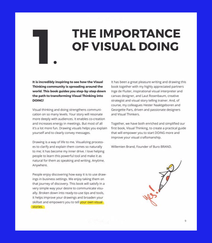 Visual Thinking: Applying Visual Thinking in Your Day-to-Day Thinking