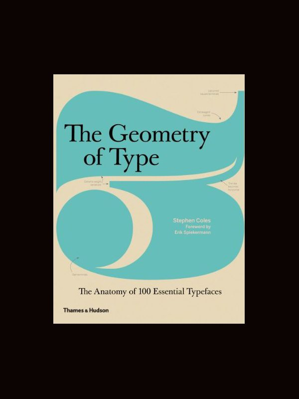 The Geometry of Type – COPYRIGHT Bookshop