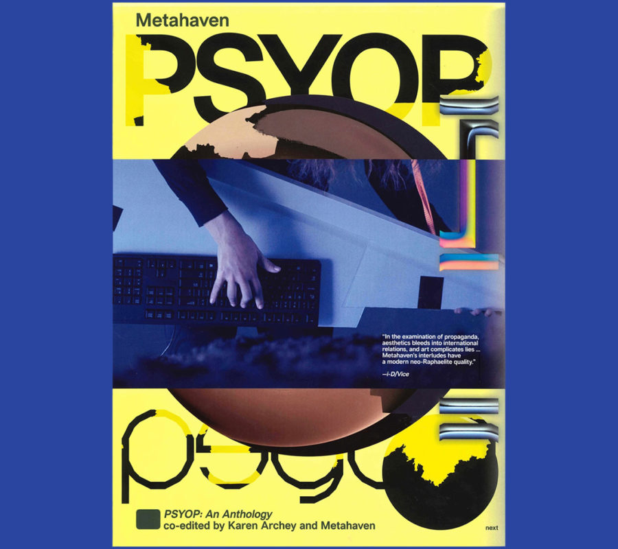 4d495a474e6a Metahaven  PSYOP An Anthology – COPYRIGHT Bookshop