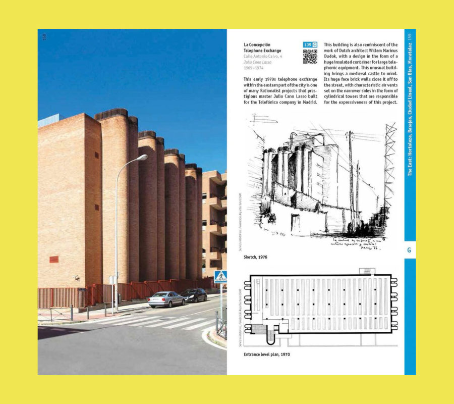 Architectural Guide Madrid