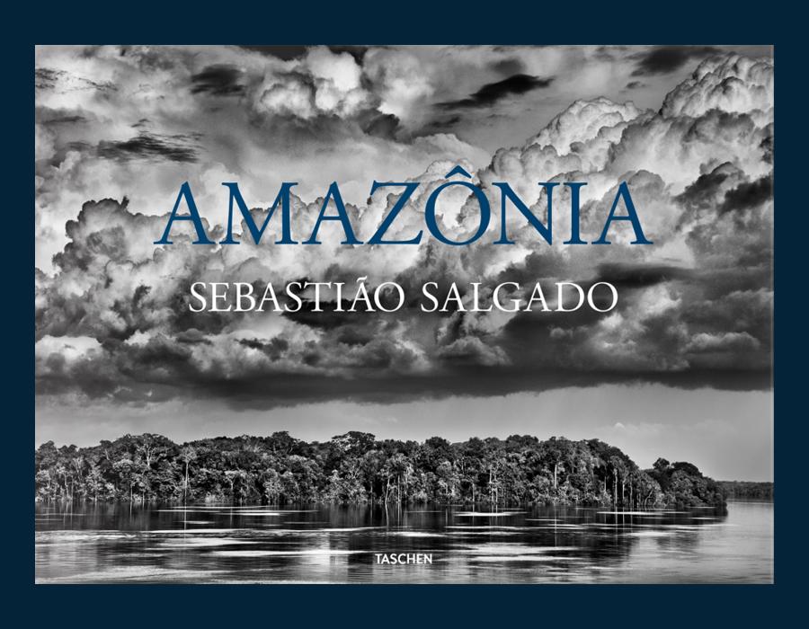 Sebastião Salgado: Amazonia – COPYRIGHT Bookshop